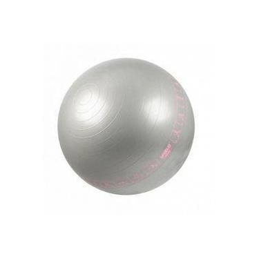 4e3e27be885d1 Bola Suica 65 Cm Com Ilustracao Para Pilates E Yoga Cor Cinza