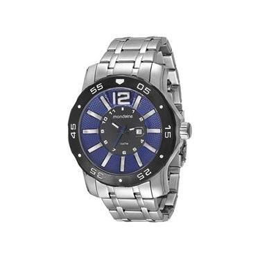 Relógio de Pulso Masculino Mondaine Extra -   Joalheria   Comparar ... 60a29fcdec
