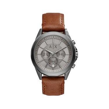 9762f78c388 Relógio Masculino Armani Exchange AX2605 - A Prova D` Água   Pulseira em  Couro