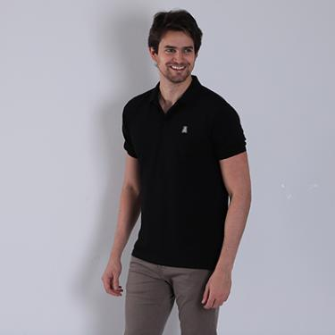 8f39ae13f5 Camisa Polo Básica Masculina Broken Rules GG