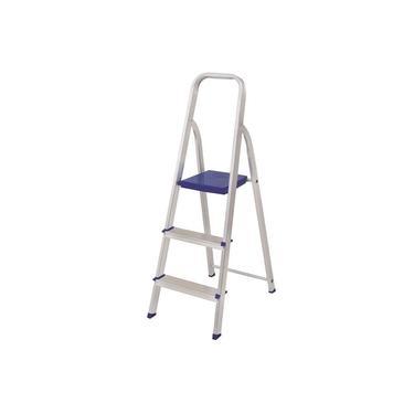 Imagem de Escada de Alumínio Mor, 3 Degraus - 5101