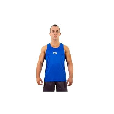 Camisa Regata Dry Fighter Azul - Rudel Sports