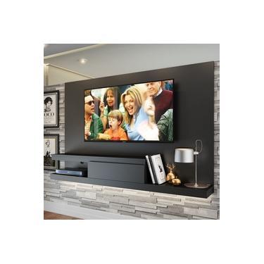 Painel para TV Até 58 Polegadas Kd1601 Ptx Preto - Quiditá