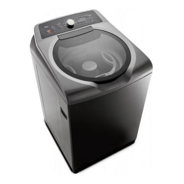 Imagem de Máquina De Lavar Automática Brastemp Bwd15a Grafite-metálico 15kg 220v