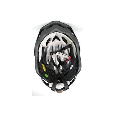 Imagem de Capacete Ciclismo Absolute Mia Led Speed Branco/Verde P/M