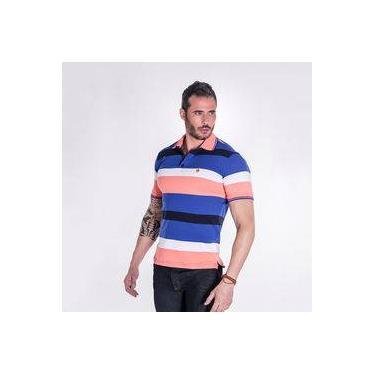 Camiseta Polo Masculina Listra Terra de Peão ddc8a5a63a8