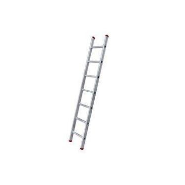 Escada Alumínio Paralela Botafogo Com Encosto – 7 Degrau