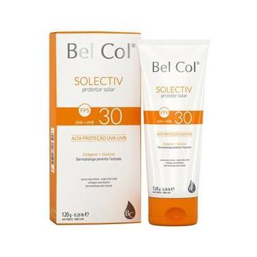 Bel Col Solectiv Protetor Solar Fps 30 - 120 G