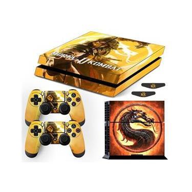 Skin Ps4 Fat Scorpion Mortal Kombat 11