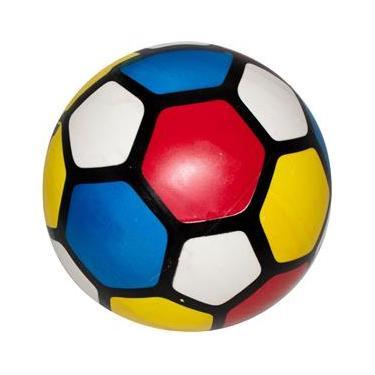 Bola Infantil de Futebol Leve 22CM Sortidas