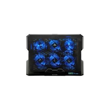 Imagem de Suporte para Notebook Multilaser AC282 - até 17'' - com LED - 6 coolers