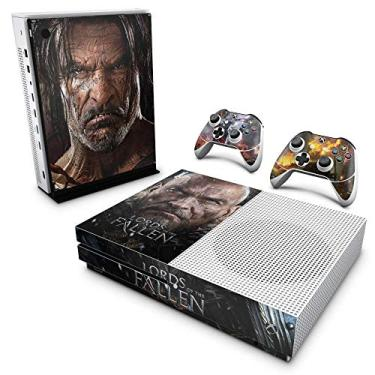 Skin Adesivo para Xbox One Slim - Lords Of The Fallen