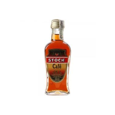 Mini Licor Stock Creme De Cafe 50ml