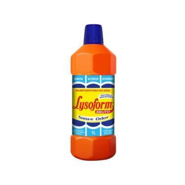 Desinfetante Lysoform Bruto Suave Odor - 1L