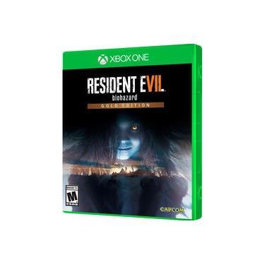 Jogo Resident Evil 7 Gold Edition Xbox One