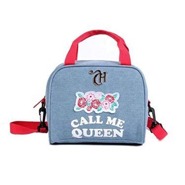 Lancheira Térmica Capricho Call Me Queen