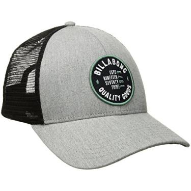 Boné Billabong Trucker Walled C Cinza