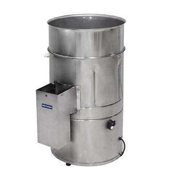 Descascador  De Cebola 10Kg Profissional - Dc10 - Metvisa