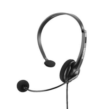 Elgin Fone Headphone F02-1Nsrj Conector Rj