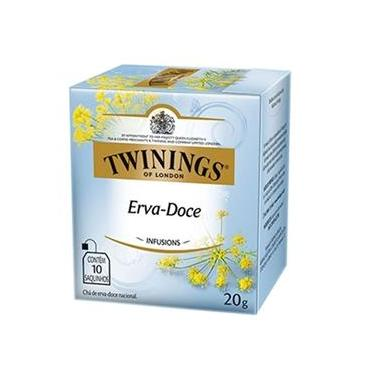 Twinings Of London Sabor Erva Doce 20G - 10 Saquinhos