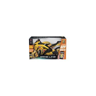 Imagem de Bs toys - Game Line - Moto E-Racing - Amarelo