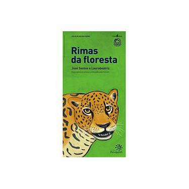 Rimas da Floresta - Col. Binho - Poema - Santos, José - 9788575961100