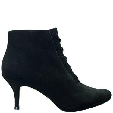 Bota Ankle Boot Capodarte Nobuck