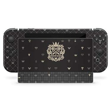 Skin Adesivo para Nintendo Switch - Kingdom Hearts 3