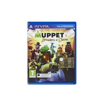 The Muppets Movie Adventures - PS VITA