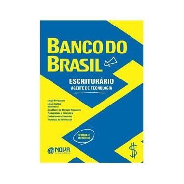 Imagem de Apostila Banco do Brasil - Escriturário Agente de Tecnologia