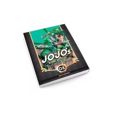 Jojo's Bizarre Adventure: Part 1--Phantom Blood, Vol. 3 - Capa Dura - 9781421578811
