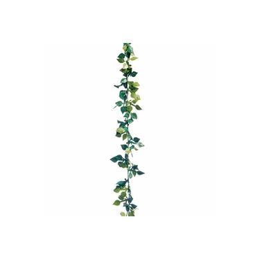Mini Festão Folhas 750Cm - 1 UN - Cromus: 1595078