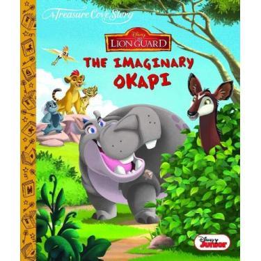 Treasure Cove Lion Guard Imaginary Okapi