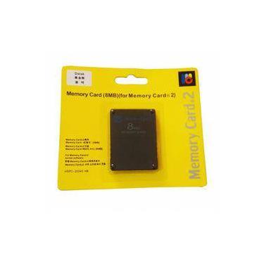 Cartão De Memória Playstation 2 Ps2 Memory Card 8mb