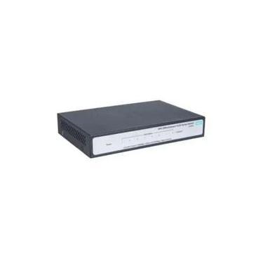 Switch HP Aruba 1420-8g JH329A 8 Portas Gigabit 10/100/1000