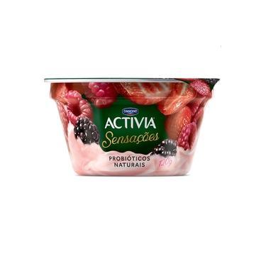 Iogurte Activia Sensacoes 120g Danone