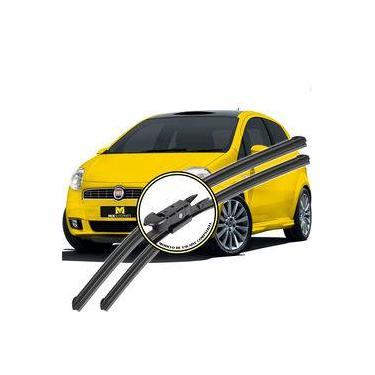 Palheta Limpa Parabrisa Específica Fiat Punto 2008 Em Diante