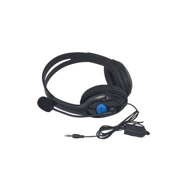 Wired Gaming Headsets Baixo Fones de ouvido est¨¦reo com microfone para Sony PS3 PS4