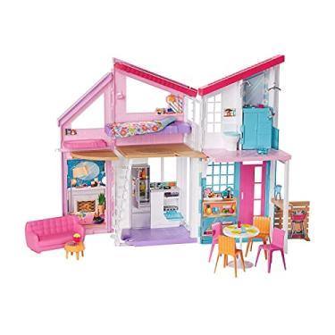 Imagem de Casa Malibu, Barbie, Mattel, Multicolorido