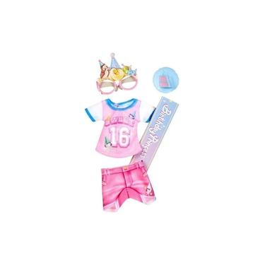 Imagem de Acessórios De Boneca Roupinha Princesas Disney-aurora Hasbro