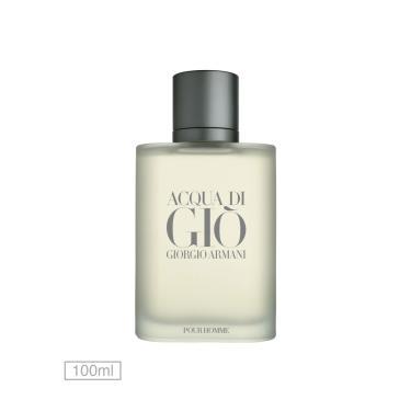 d4cf6befa1e4d Perfume Acqua Di Giò Giorgio Armani 100ml GIORGIO ARMANI FRAGRANCES 770200  masculino