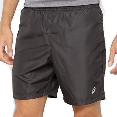 Shorts Asics 2 em 1 - preto - Gg