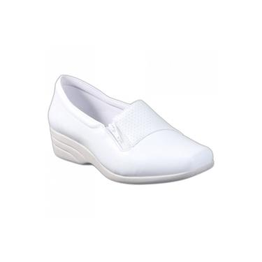 Sapato Anabela Clinic Comfort Neftali Mestiço 34005