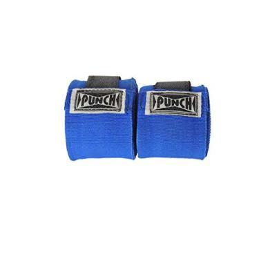 Bandagem Elástica 50 Mm - 3,00 Mts Punch Unissex 3,00 Compr. X 0,05 Largura Azul