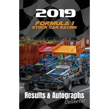 2019 Formula 1 Stock Car Racing Results & Autographs: Collector Book