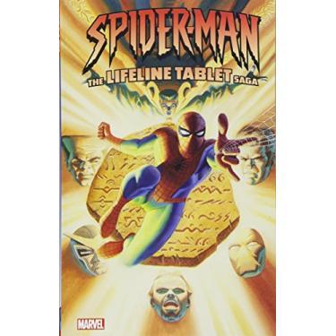 Amazing Spider-Man: The Lifeline Tablet Saga - Stan Lee - 9781302907105