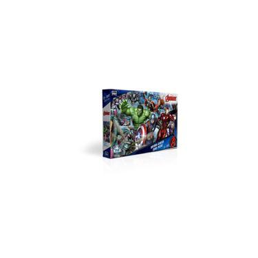 Imagem de Quebra-Cabeça - 2000 Peças - Disney - Marvel - Os Vingadores - Game Office - Toyster