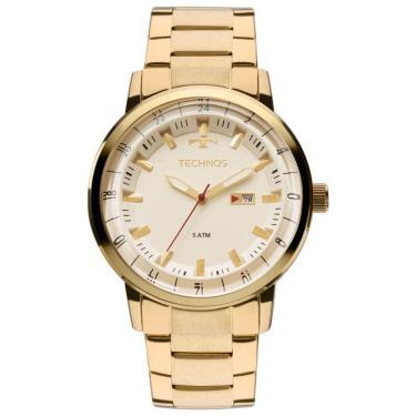 Relógio de Pulso Technos   Joalheria   Comparar preço de Relógio de ... 1aa45214f8