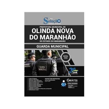 Imagem de Apostila Prefeitura Olinda Nova Do Maranhão Guarda Municipal
