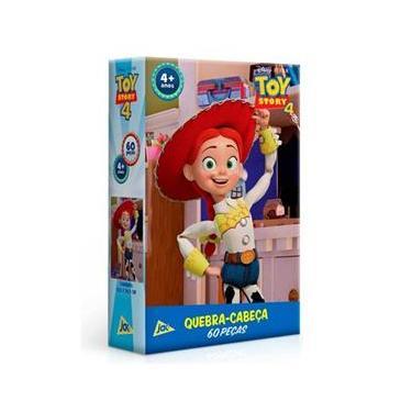 Imagem de Quebra-Cabeça Jessie Toy Story 60 peças - Jak